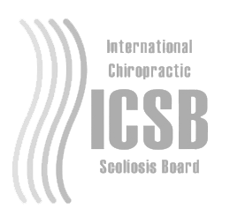 international chiropractic scoliosis board logo 2
