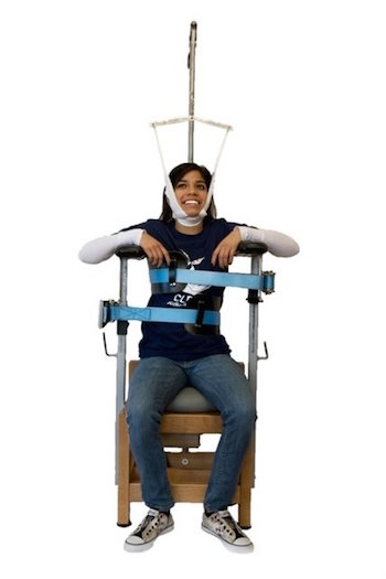 scoliosis traction chair1