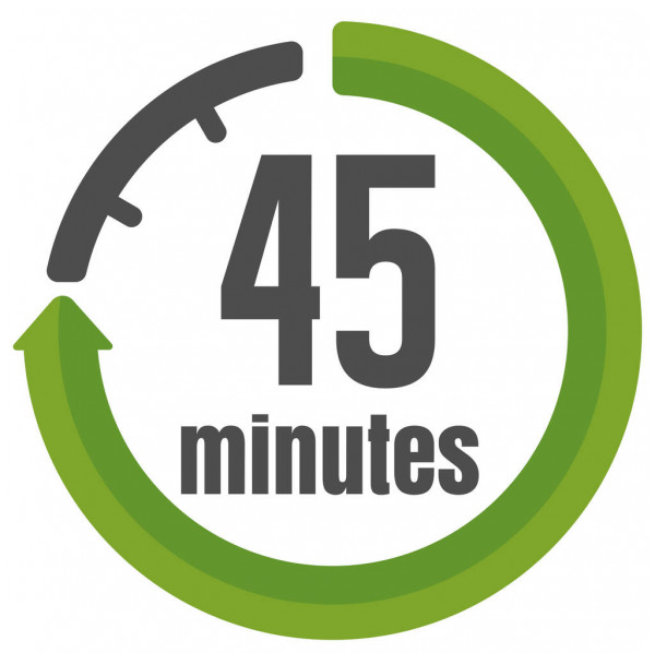chiropractic treatment time 40-60 min